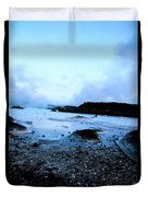 Lagoon Waters Duvet Cover