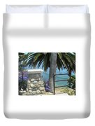 Laguna Beach, Southern California 9 Duvet Cover