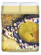 Laguna Beach Tide Pool Pattern 5 Duvet Cover