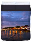 Lahaina Roadstead Duvet Cover by James Roemmling