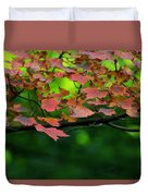 Laid Upon The Branches Duvet Cover
