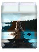 Lake And Beauty Ftg0002 Duvet Cover