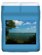 Lake Calhoun 3796 Duvet Cover