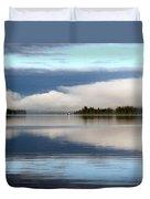 Lake Cobb'see Duvet Cover