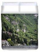 Lake Como 15 Duvet Cover