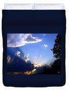 Lake Country Sunburst Duvet Cover