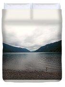 Lake Crescent Four Duvet Cover