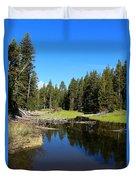 Lake Dreams Duvet Cover