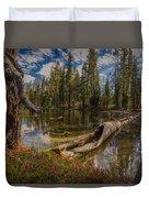 Lake Eleanor Duvet Cover