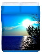 Lake Front Duvet Cover