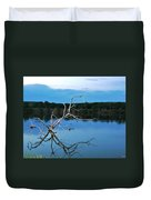 Lake Fryer Tree Duvet Cover