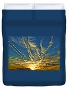 Lake Havasu Sunset Duvet Cover
