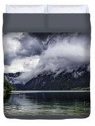 Lake In The Julian Alps Slovenia 1  Duvet Cover