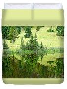 Lake Irene 12-2 Duvet Cover