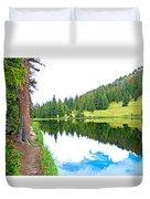 Lake Irene 12-3 Duvet Cover