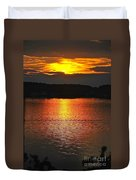 Lake James 2 Duvet Cover