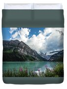 Lake Louise Day One Duvet Cover