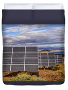 Lake Mead Duvet Cover