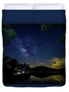 Lake Of Stars Duvet Cover