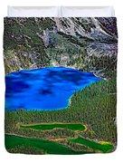 Lake O'hara Duvet Cover