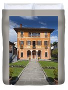 Lake Orta, Piedmont, Italy   Duvet Cover