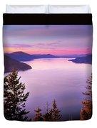 Lake Pend Oreille 2 Duvet Cover
