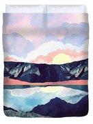 Lake Reflection Duvet Cover