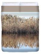 Lake Reflexion Duvet Cover