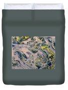 Lake Swirl 4 Duvet Cover
