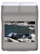 Lake Tahoe 22  Duvet Cover