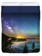 Lake Tahoe Dream Duvet Cover