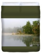 Lake Umbagog Morning Light  Duvet Cover