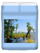 Lake Waccamaw Nc Duvet Cover
