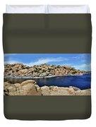 Lake Watson At The Dells 1 - Prescott, Arizona Duvet Cover