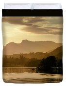 Lake Windermere Two Duvet Cover