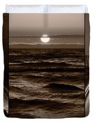 Lakeshore Chicago Duvet Cover