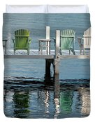 Lakeside Living Duvet Cover