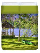 Lakeside Relaxation Duvet Cover