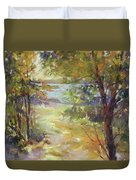 Lakeside Sunglow Duvet Cover