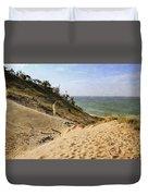 Laketown Dune Panorama Duvet Cover