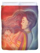 Lakshmi Duvet Cover