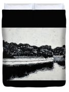 Lal Bagh Lake 4 Duvet Cover