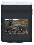 Lamar Valley 3 Duvet Cover