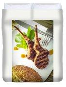 Lamb Chop 4 Duvet Cover