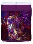 Lamb Spring Cute Animal  Duvet Cover