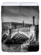 Lambeth Bridge London Duvet Cover