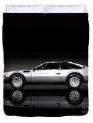 Lamborghini Jarama 1972 Duvet Cover