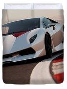 Lamborghini Sesto Elemento - 03 Duvet Cover