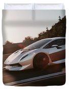Lamborghini Sesto Elemento - 12 Duvet Cover