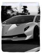 Lamborghini Sesto Elemento - 20 Duvet Cover